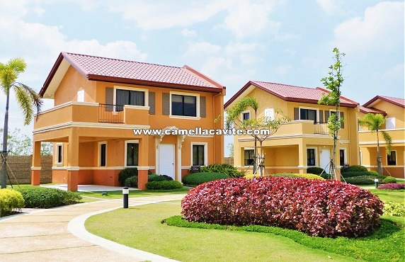 Camella Cavite House and Lot for Sale in Cavite Philippines