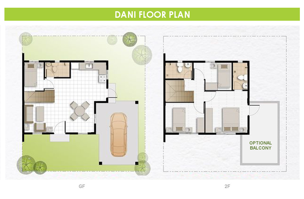 Dani  House for Sale in Cavite