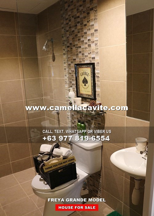 Freya House for Sale in Cavite