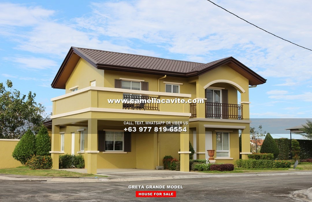 Greta House for Sale in Cavite