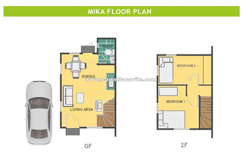 Mika  House for Sale in Cavite