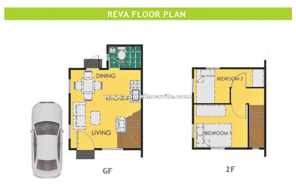 Reva  House for Sale in Cavite