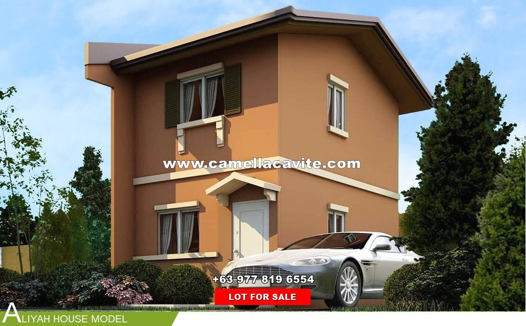Aliyah House for Sale in Cavite
