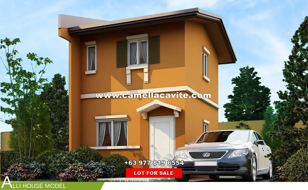 Alli House for Sale in Cavite