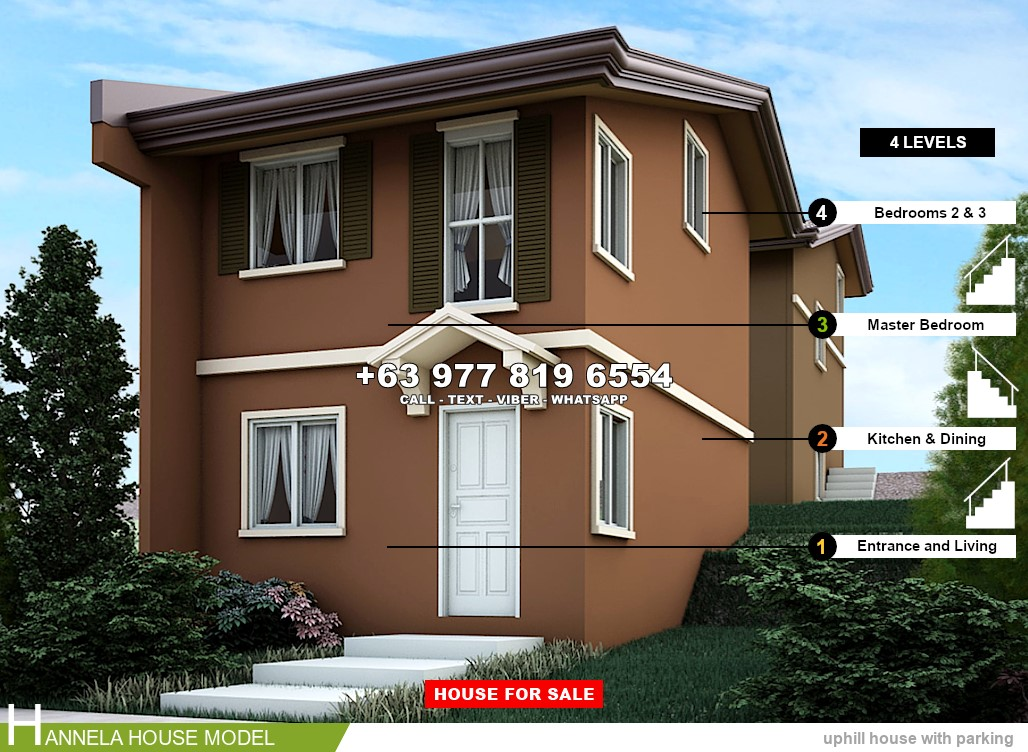 Hannela House for Sale in Cavite