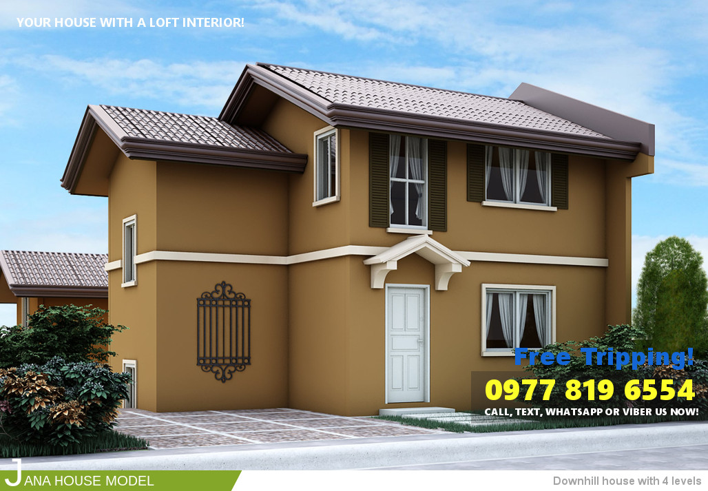 Janna House for Sale in Cavite