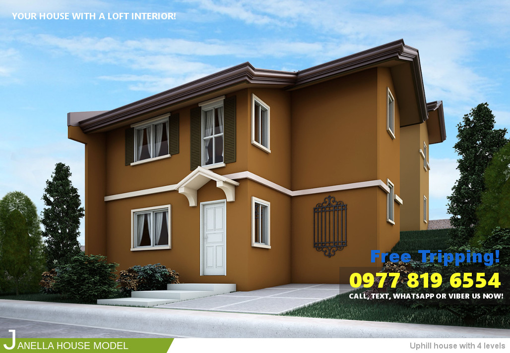 Janela House for Sale in Cavite