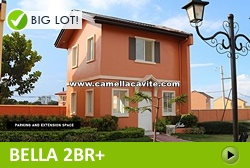 Bella House and Lot for Sale in Cavite Philippines