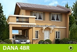 Dana - House for Sale in Cavite City