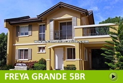 Freya House and Lot for Sale in Cavite Philippines