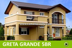 Greta House and Lot for Sale in Cavite Philippines