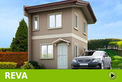 Reva House and Lot for Sale in Cavite Philippines