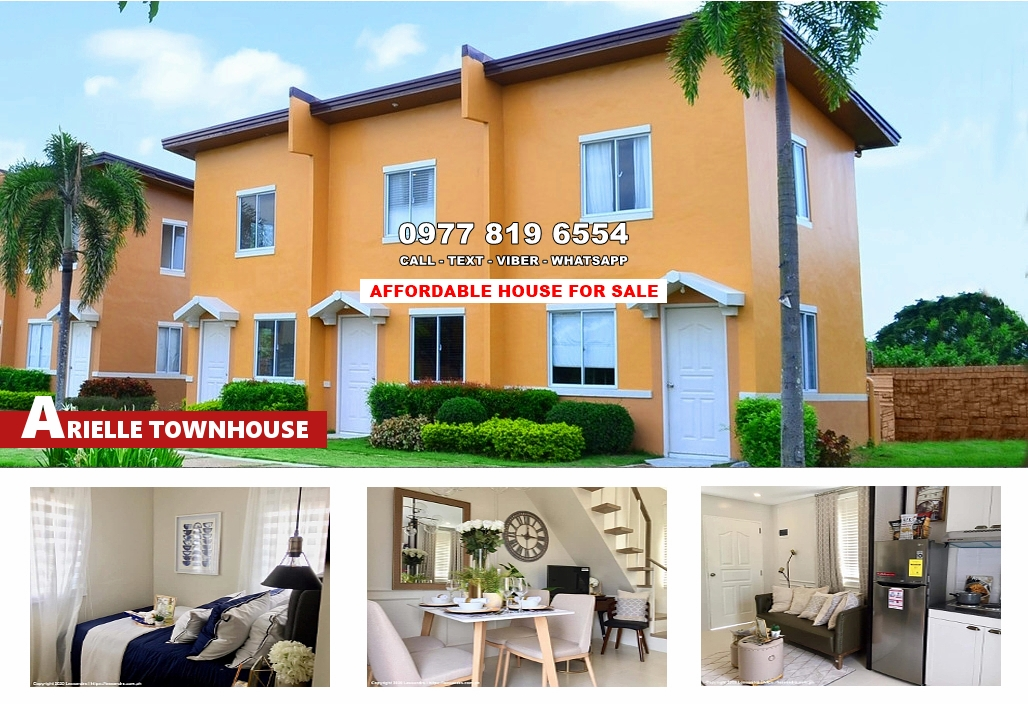 Arielle House for Sale in Cavite