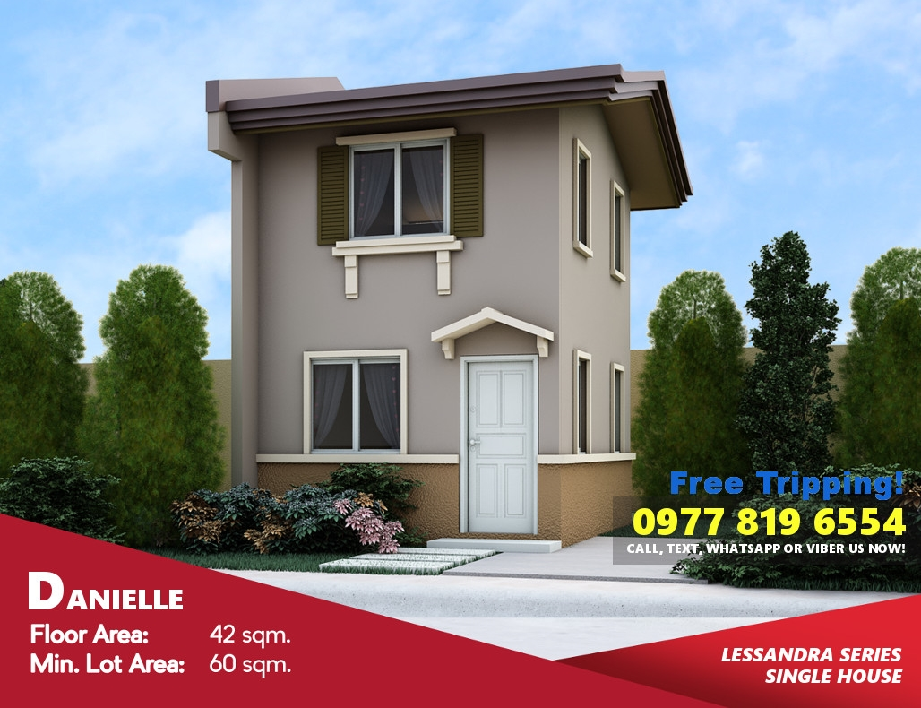 Danielle House for Sale in Cavite