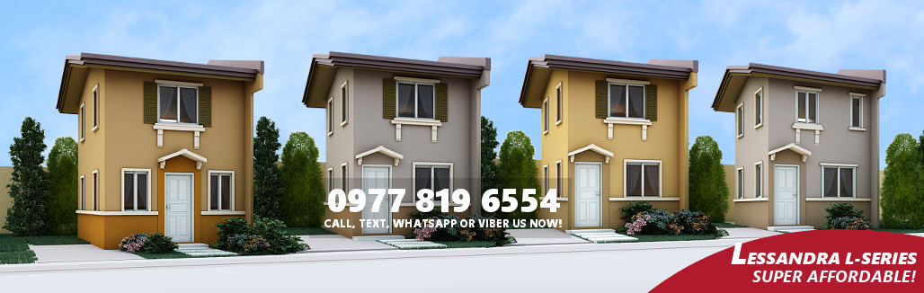 Lesandra L-Series Enclave - House for Sale in Cavite